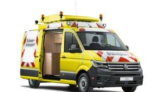 Volkswagen Užitkové vozy nástavby na IAA 2018 2