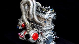 Motor pro Audi RS 5 DTM 3