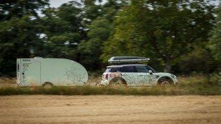 MINI a minikaravan jsou aktuálně na čeckém poloost