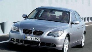 BMW 5 E60 (2003-10)