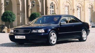 Zítra dorazí čtvrtá! Pamatujete si první generace Audi A8?