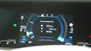 Hyundai Nexo FCEV interier 4