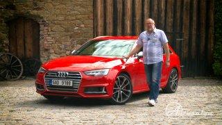 Expert František a Audi S4 Avant