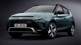 Hyundai Bayon bude ostřelovat Škodu Kamiq zespodu. Kříženec hatchbacku a SUV nabízí velký kufr