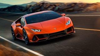 Nový design a vylepšená aerodynamika. Nové Lamborghini Huracán EVO.