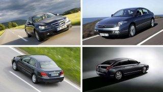 Proti Audi, BMW nebo Mercedesu jsou za pusu. Levné létající koberce ale končí i po malých nárazech