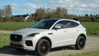 Jaguar E-Pace exterier 1