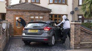Obrana proti krádežím aut