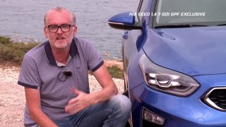 Test třetí generace hatchbacku Kia Ceed
