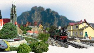 Tip na výlet: Sněžník, Dolní Žleb amodelová železnice