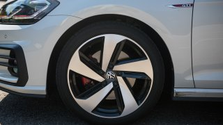 Volkswagen Golf GTI exteriér 1