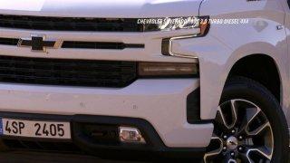 Recenze Chevroletu Silverado 1500