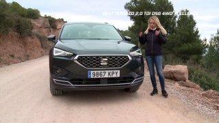 Test rodinného SUV Seat Tarraco 2.0 TDI DSG 4WD
