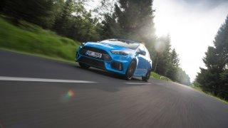 Focus RS na českých silnicích 4