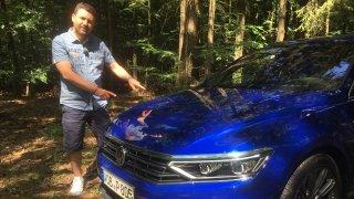 Testovali jsme modernizovaný Volkswagen Passat. Umí jezdit opravdu skoro sám