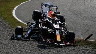 Formule 1 nehoda