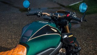 Honda CB650R FOUR Limited Edition
