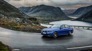Nový trojkový sedan od BMW
