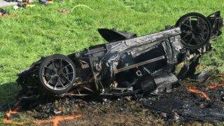 Nehoda Richarda Hammonda - Obrázek 3