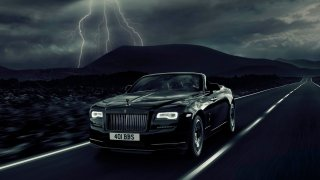 Rolls-Royce Dawn Black Badge 2