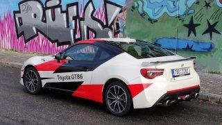 Toyota GT86 exteriér 2