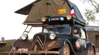 Fanoušci Citroënu se chystají na setkání století