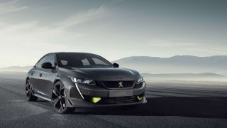 Peugeot připravuje koncept 508 Sport Engineered