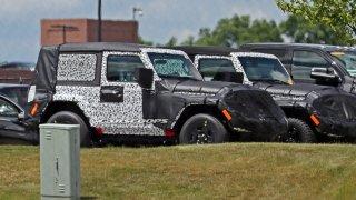 Jeep Wrangler 2018 4