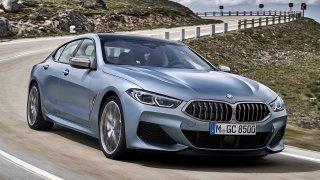BMW 8 Gran Coupé narostlo přes pět metrů. Chce zatopit Panameře?