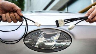 Hyundai vyvíjí automobil, který se sám domluví s vaším domem nebo kanceláří