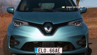 Recenze Renaultu Zoe R135 Zen