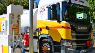 BioLNG EuroNet podporuje vozidla s pohonem na plyn