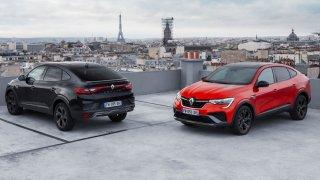 SUV kupé Renault Arkana dostalo české ceny. Stojí polovinu, co podobné bavoráky či mercedesy