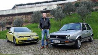 Volkswagen Golf osmé generace mě na fotkách vyděsil. V reálu příjemně překvapil