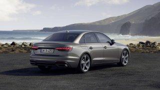 Audi A4 2019 5