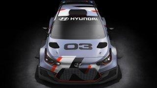 Hyundai i20 WRC 2016 - Obrázek 2