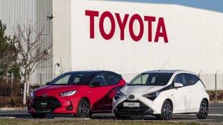 Automobilka u Kolína už ode dneška patří pouze Toyotě. Od konce února pojede na tři směny