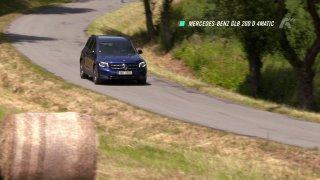 Recenze Mercedesu-Benz GLB