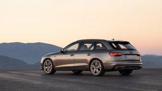 Audi A4 Avant 2019 2
