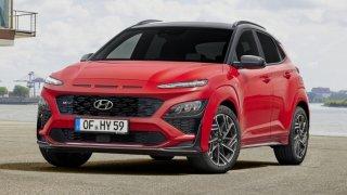 Modernizované malé SUV Hyundai Kona dostalo sportovně laděnou verzi. Elektřina se páří s naftou