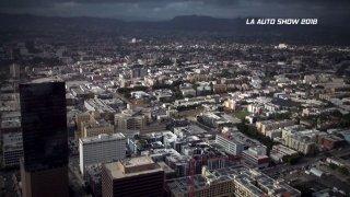 Reportáž z autosalonu v Los Angeles 2018 1. díl