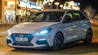 Ocenění pro Hyundai i30 N