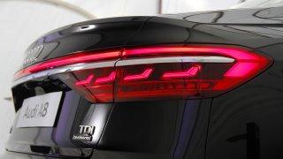 Audi A8 v Poděbradech 2