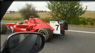 F1 na dálnici