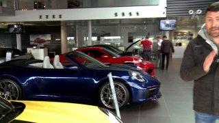 Co mělo být v Ženevě 2020 - rychlá a drahá auta