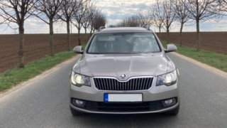 Škoda Superb 350 000 km