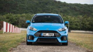 Prohlédněte si Ford Focus RS 4