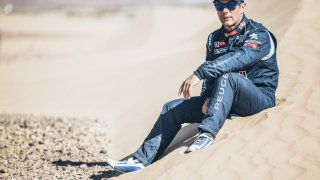 Sébastien Loeb příprava na Dakar - Obrázek 1