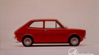 Retro Fiat 127 4