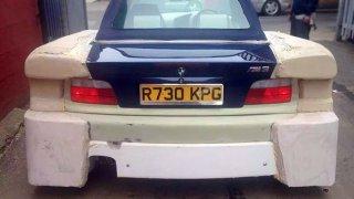 Je tohle nejhorší případ vytuněného BMW v historii?